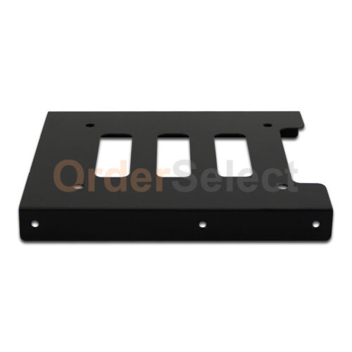 "2.5/"" to 3.5/"" Bay SSD Metal Hard Drive HDD Mounting Bracket Adapter Dock Tray T"