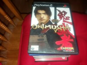 Onimusha-Warlords-2002-PlayStation-2-capcom