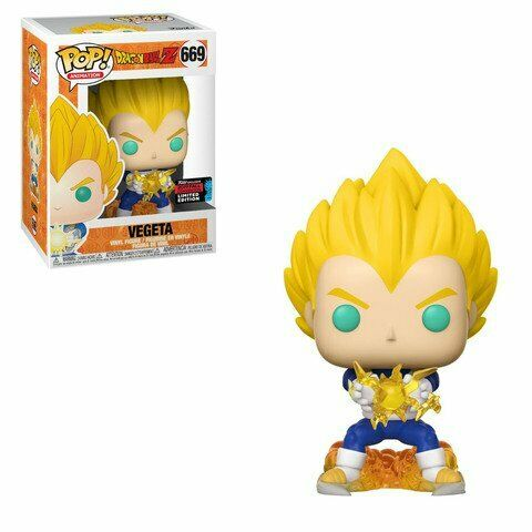 divertiessitoko Pop Animation 669 Dragonbtutti Super 43393 Vegeta NYCC2019