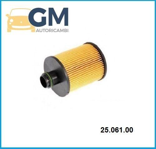 FILTRO OLIO UFI 25.061.00 FIAT SEDICI 1.9 D MTJ 4x4 88KW 120HP 1910cc