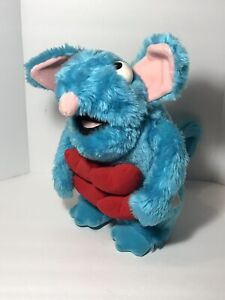 "Disney Jim Henson Plush: 9"" TUTTER w/ Hearts - Bear in the ..."