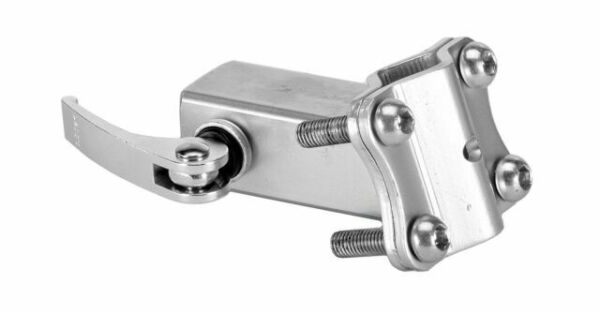 WeeRide Co-Pilot Spare Hitch Silver