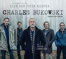 CLUB DER TOTEN DICHTER - CHARLES BUKOWSKI-GEDICHTE NEU VERTONT  CD NEU