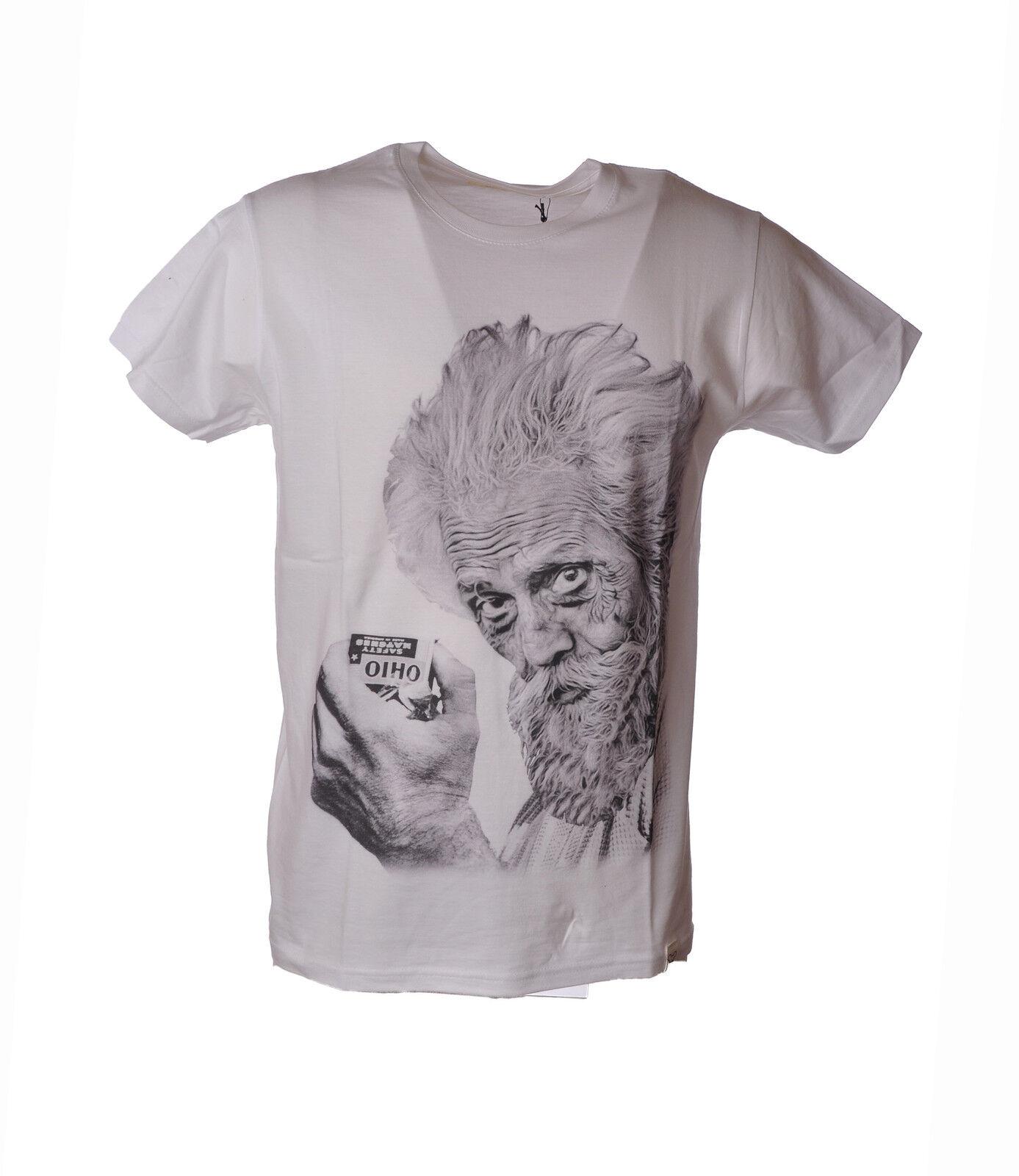 Obvious Basic - Topwear-T-shirts - Man - Weiß - 3569222G184105