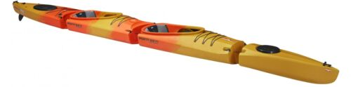 Bootsport Zweierkajak Mercury Tandem GTX von Point65 in Modulbauweise Kajak 2er Kajak NEU Ruder- & Paddelboote
