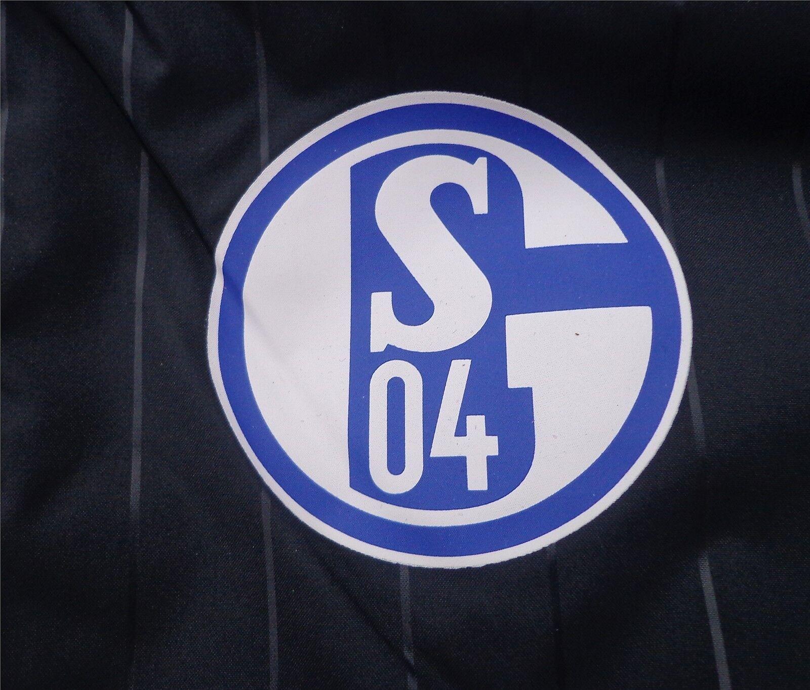 FC SCHALKE 04 Regenjacke Jacke Rain Jacket Adidas HerrenMen XS 3XL NEUWARE S04