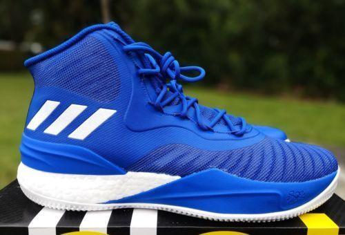 Adidas d rose 8 royal männer blau - weiße derrick männer royal sz 13 auftrieb cq1621 basketball - schuhe 48d891