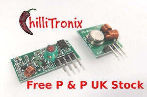 315mhz-Transmitter-amp-Receiver-pair-wireless-PIC-Arduino-Raspberry-Pi-ASK-OOK-UK