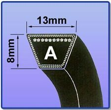 A SECTION V BELT SIZES A16 - A46 V BELT 13MM X 8MM