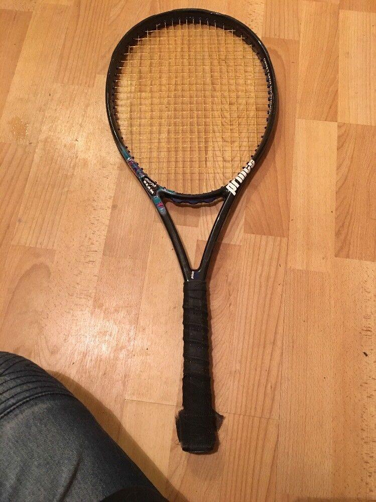 El príncipe De Tenis Raqueta