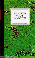 """Katharine Briggs / Ruth Michaelis (Hrsg) """" Englische Volks-MÄRCHEN """" (1970) - HC"""