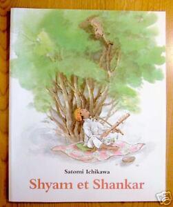 SHYAM-ET-SHANKAR-Ecole-des-Loisirs-2002-etat-neuf