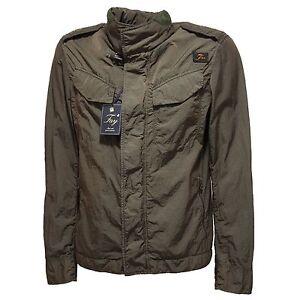 Image is loading 2781Q-giubbotto-uomo-FAY-SHELL-verde-giacca-jacket- 977ba4f30b9