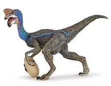 Dinosauro Oviraptor philoceratops Blu con Uova di Papo!!! Rif. 55059-Con etichette Nuovo di zecca!