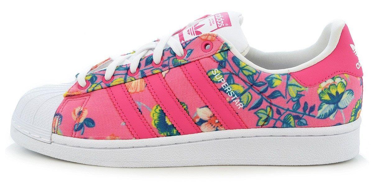 Adidas Originales Superstar Zapatillas Zapatillas Zapatillas para mujer S75128 Floral Granja Rio de Janeiro  bajo precio