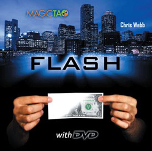 Flash by Chris Webb - original - Street Magic - Games of Magic
