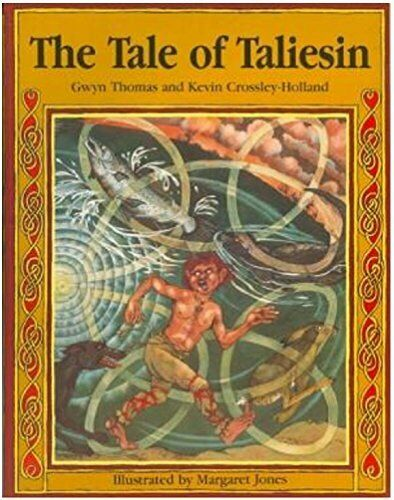 The Tale of Taliesin by Crossley-Holland, Kevin Paperback Book The Fast Free