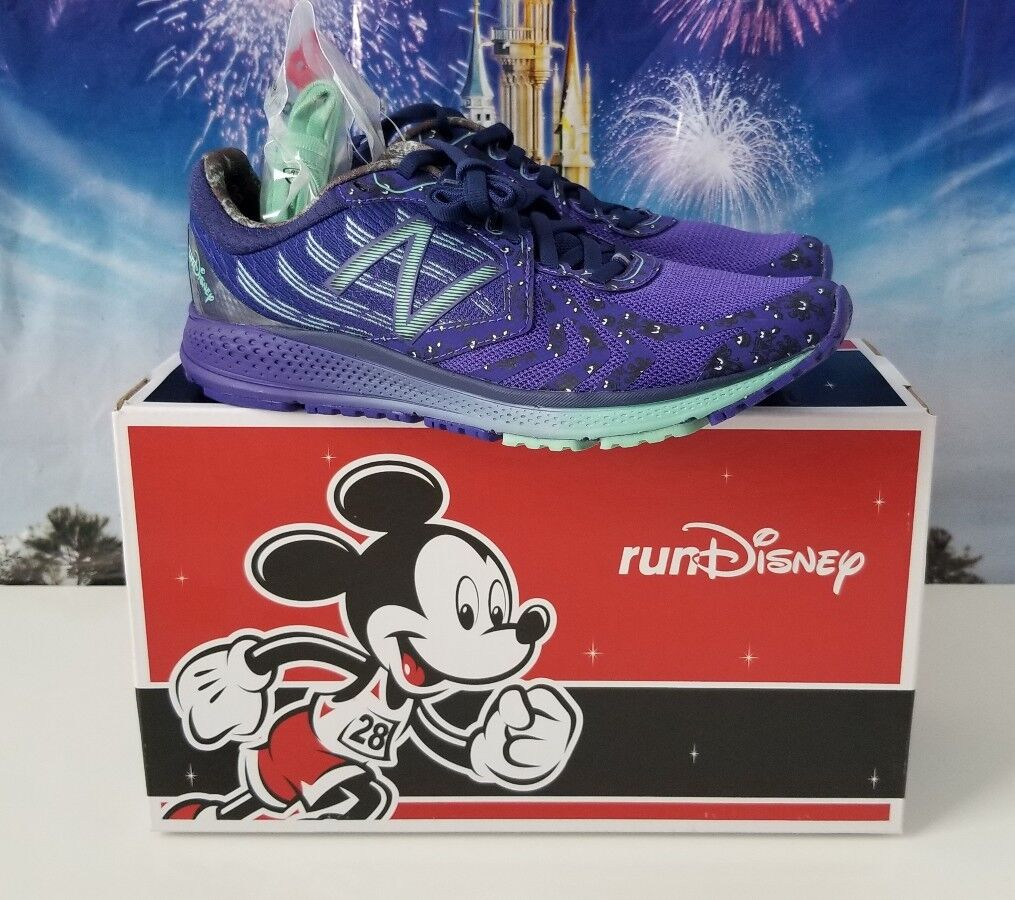 NIB RunDisney Haunted Mansion New Balance Balance New Womens Running Shoe Sneaker RETIRED 8f67de