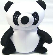 "Snow Foam Micro Beads 14""-16"" Japanese Tare Panda Cushion Pillow-Brand New"