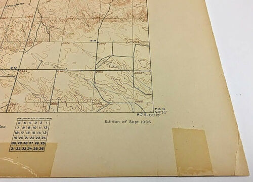 research.unir.net Your Choice South Dakota Maps 1894-1941 Editions ...