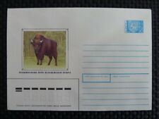 BELARUS ANIMALS BISON WISENT BUFFALO Cover a9358