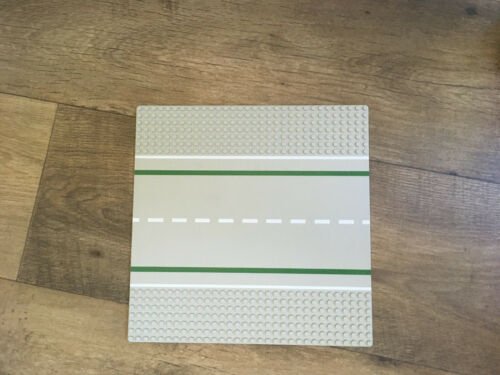 Lego 1 Old Road Plate Straight
