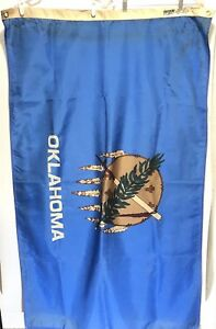 The-Librarians-TV-Show-Prop-Flag-Banner-Oklahoma-State-Large-3-FT-X-5-FT-Nylon