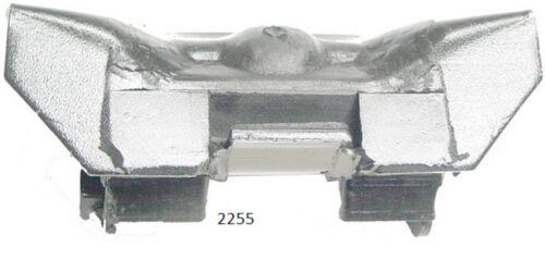2 PCS Motor Mount Kit for PONTIAC Tempest 6.6L 400 Engine 1967-1970