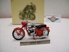 """Motorrad Jawa 500 """"DDR 1952"""", Atlas 1:24, OVP"""