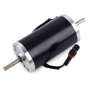 12V 4500RPM Diesel Combustion Air Fan Blower Motor Fit for Eberspacher Heater D4