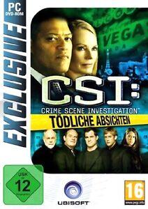 Csi-Toedliche-Absichten-Crime-Scene-Investigation-Game-fuer-Pc-Neu-Ovp