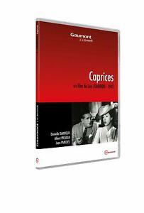 Caprices-DVD-NEUF