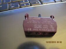 NEW GENERAL ELECTRIC P9B10VN AUXILIARY CONTACT IEC 1NO REAR MOUNT