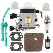 Air Carburetor Car Filter for STIHL FS55R FS55RC KM55 HL45 KM55R Trimmer Cutter