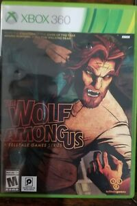 The Wolf Among Us Xbox 360 Game Werewolf 894515001375 Ebay