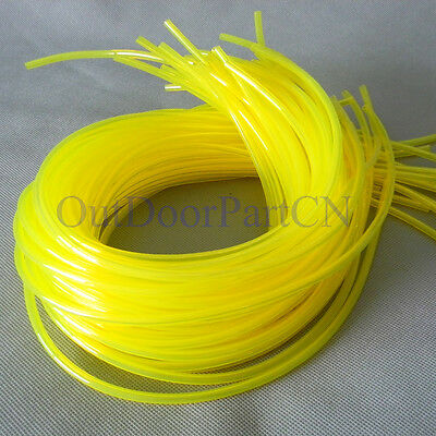 10FT /3M Gas Petrol Fuel Line ID 2.5mm X 5mm For Chainsaw Trimmer blower engines