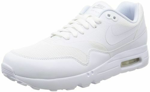 Nike Air Max 1 Ultra 2.0 Essential White   Pure Platinum Men's (875679 100) SZ 6