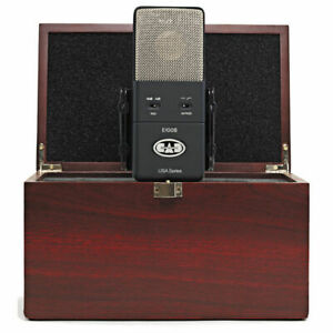 CAD-Equitek-E100S-Supercardioid-Condenser-Microphone-w-Case-and-Shockmount-New