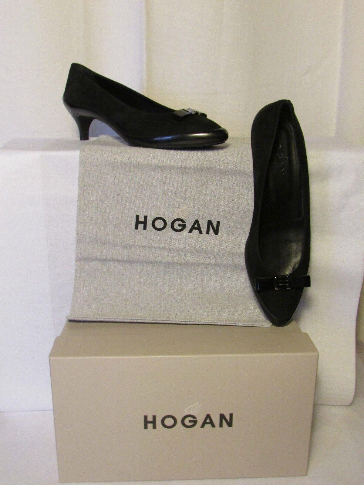 Descuento barato escarpins HOGAN daim noir 38