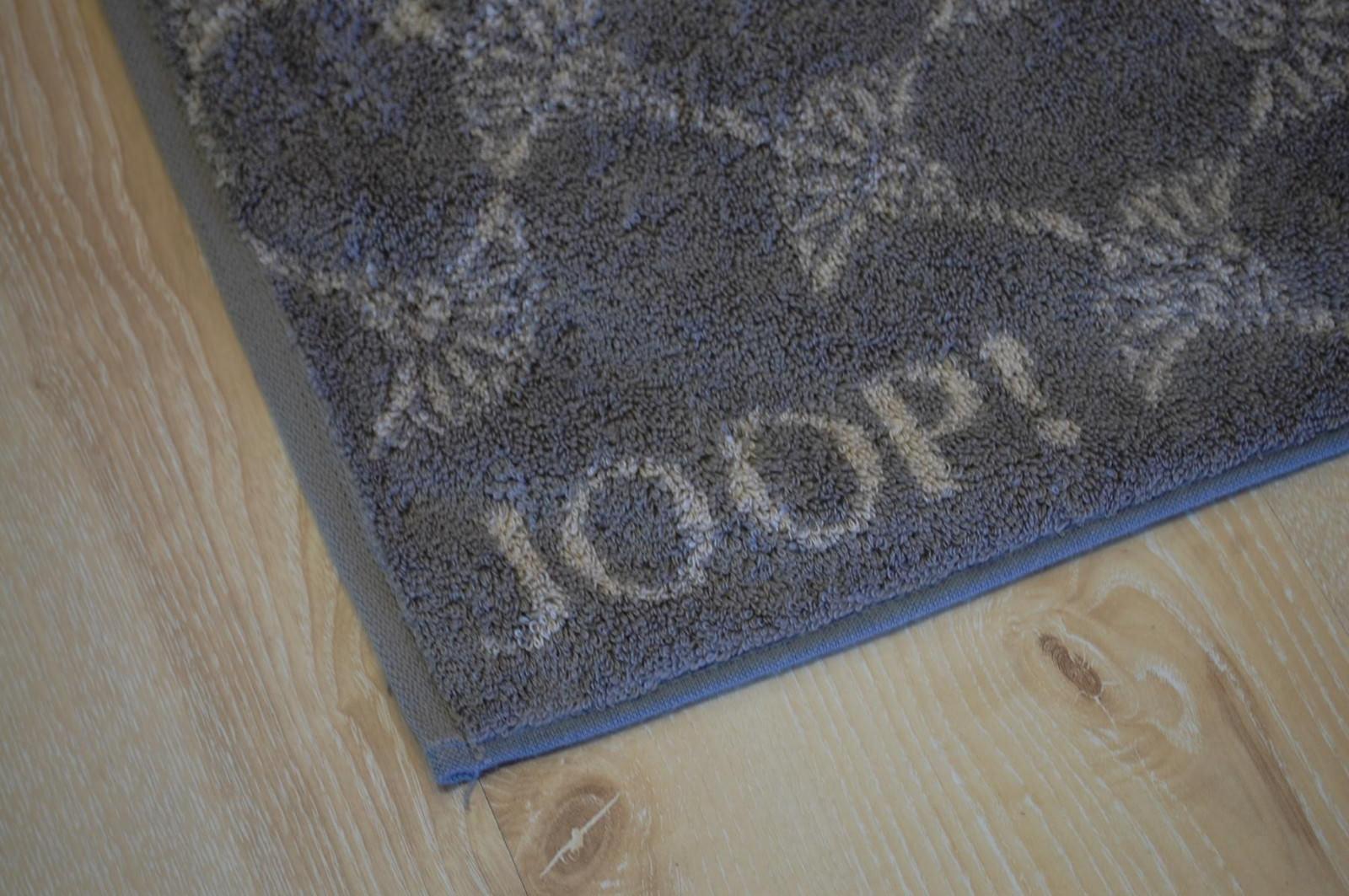 Joop  duschtuch balneazione Panno Signature 1657 Cornflower STRIPES 70 70 70 Grafite 80x150cm 2bdece