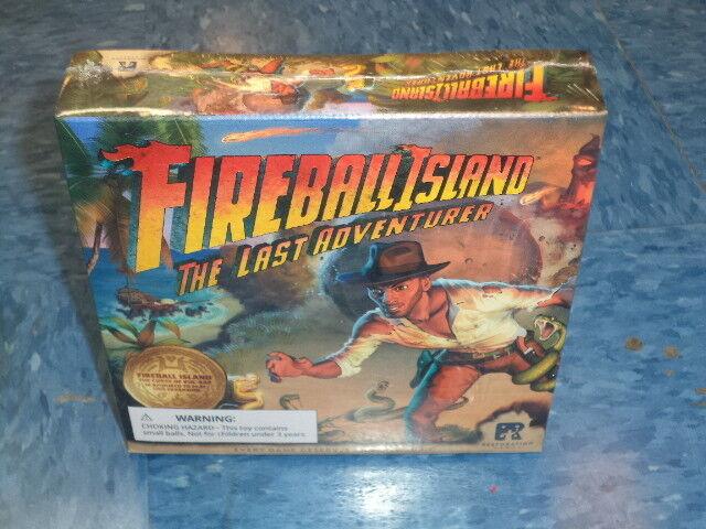 Fireball Island The Last Adventurer 5th Player Exp Restoration Board Game New
