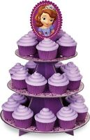 Sophia The First Cupcake Cupcake Treat Stand From Wilton 1664 -