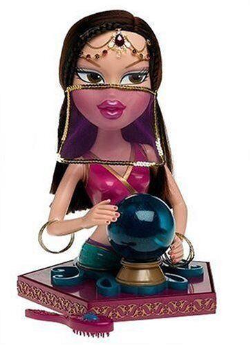 Bratz Genie Magic Katia Fortune Teller Doll Bust Not Working