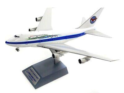 Umile If747sppw01 1/200 Pratt E Whitney Canada Boeing 747sp C-fpaw Test Letto W/