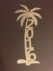 how to make metal palm trees
