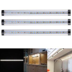3pcs-LED-Under-Cabinet-Light-Kitchen-Bar-Counter-Lighting-Kit-Lamp-Natural-White