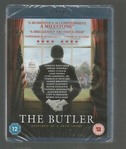 THE-BUTLER-sealed-new-UK-BLU-RAY-Forest-Whitaker