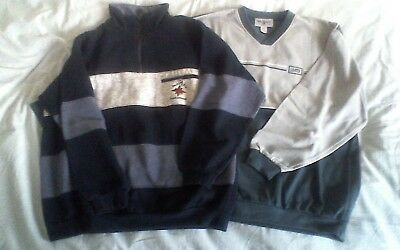 2 Herren Sweatshirts Gr. 46/48 Eine GroßE Auswahl An Modellen