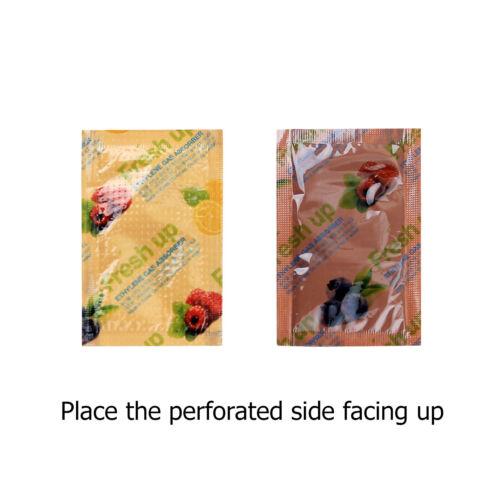 10-2100 EA /& Flower Fresh Ethylene Gas Absorber- Keep Fruit 5 Gram Vegetable