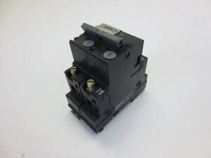CMC 2 Pole Circuit Breaker QL1 25 AMP, 220/380 V